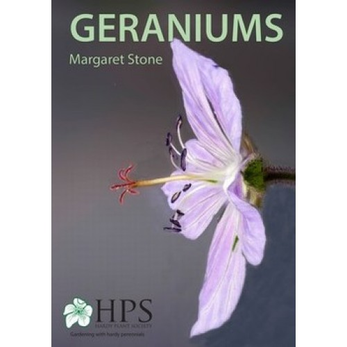 Booklet: Geraniums