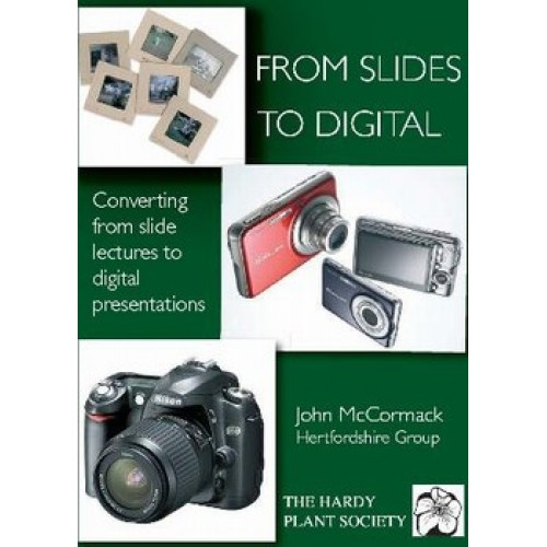 Booklet: From slides to digital