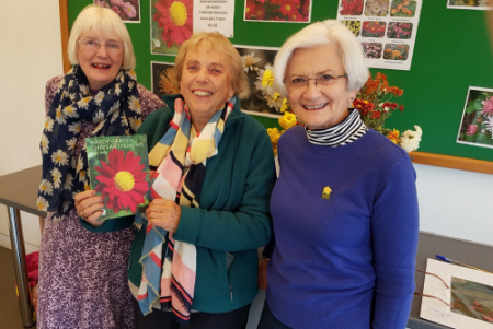 Hardy Chrysanthemum Booklet Launch